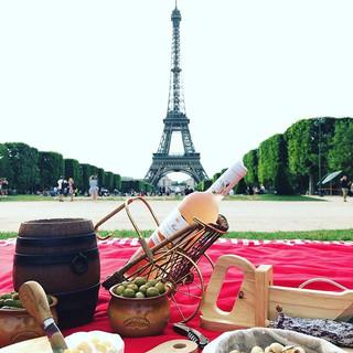 Picnic em Paris