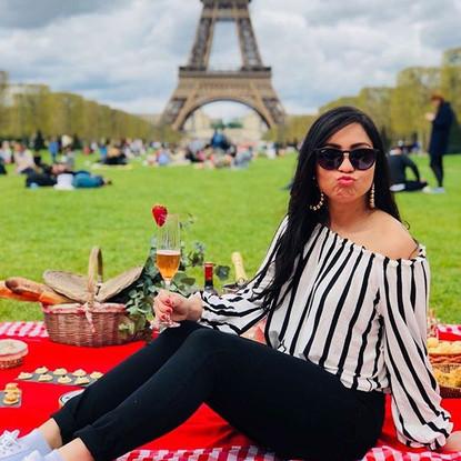 Bom dia amores!!_Temporada #picnicempari
