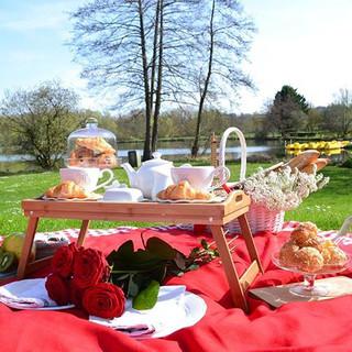Bonjour !! Bom dia!! #picnicparis #paris