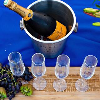 Picnic em Paris com Champagne La Veuve Clicquot