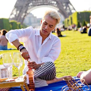 Fotos lindas do #picnicemparis de ontem