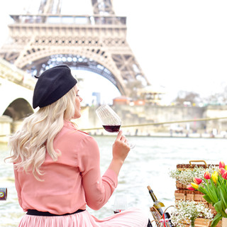 Picnic em Paris Mari Piaget