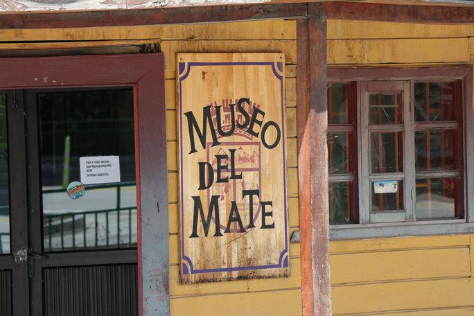 Museo del Mate, El Blanco