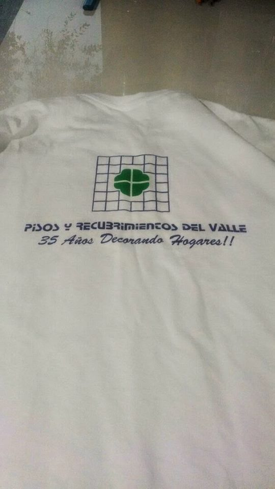Estampado de playerasEstampado de playeras