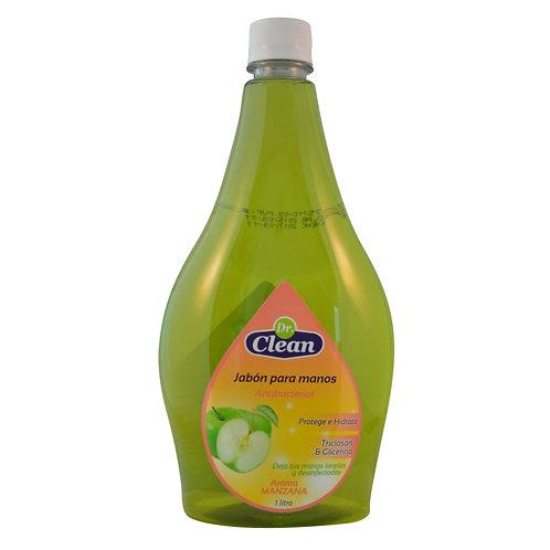 Jabón Líquido Antibacterial Dr.Clean® Litro con tapa
