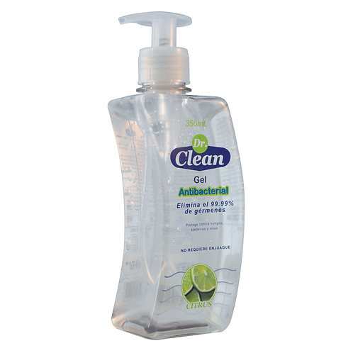 Gel Antiséptico Dr.Clean® 350 ml