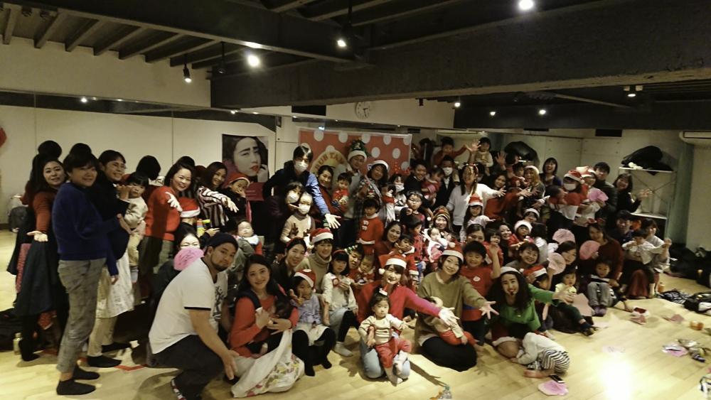 ママの笑顔がいちばん東京新宿クリスマスコンサート開催.