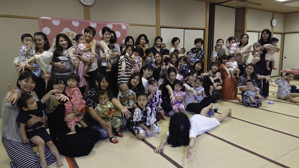 エンタメママ会HUGBUB爆笑夏祭り