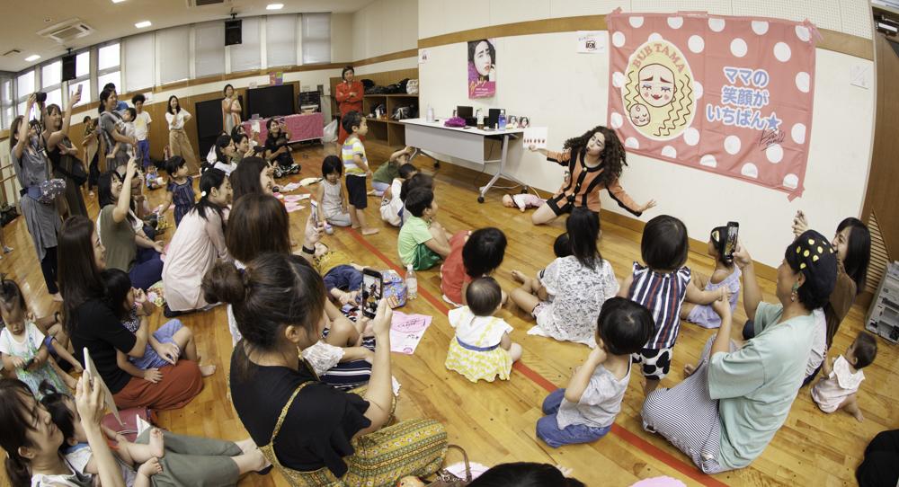 全国ツアーママの笑顔がいちばんIN沖縄公演