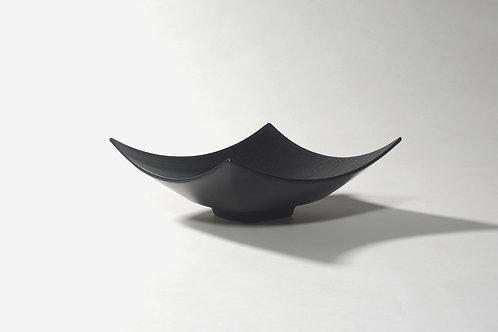 糸目角高台鉢