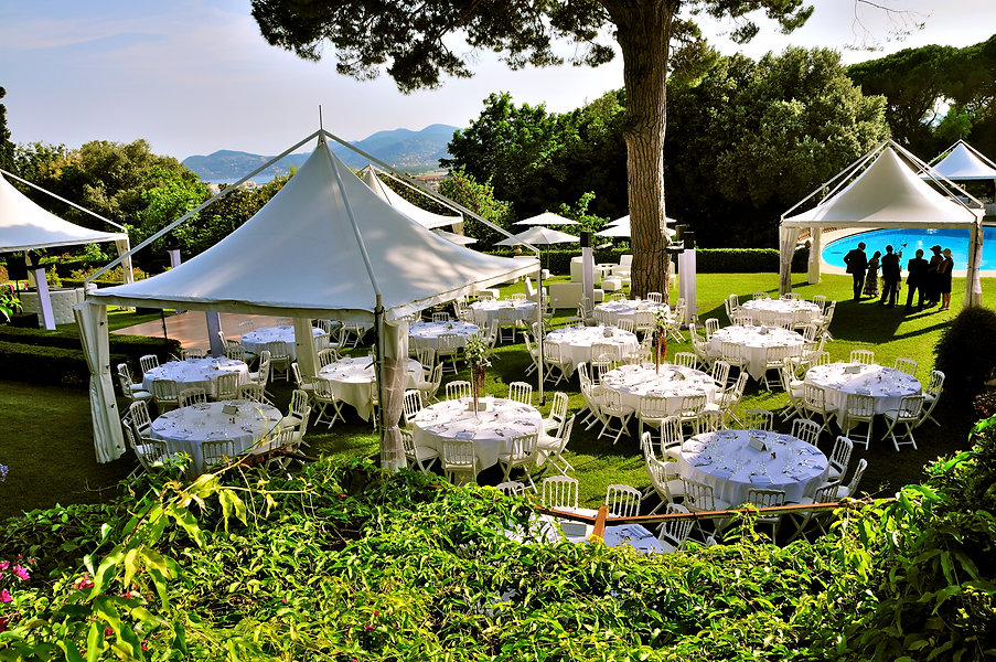 wedding french riviera cannes chateau