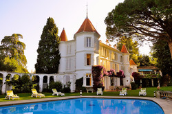 chateau in the South of France