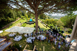 party event in the south of France