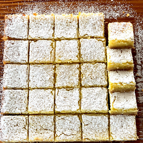 Lemonies & Almendras