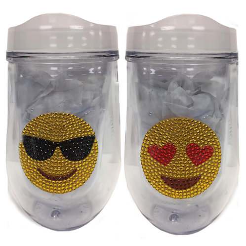 Happy Face Sippy Cups