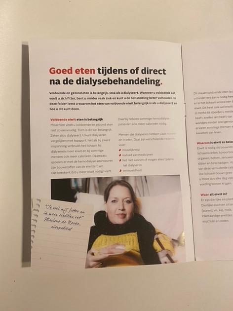 Advertentie Nierstichting