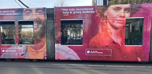 Reclame uiting op tram.jpg