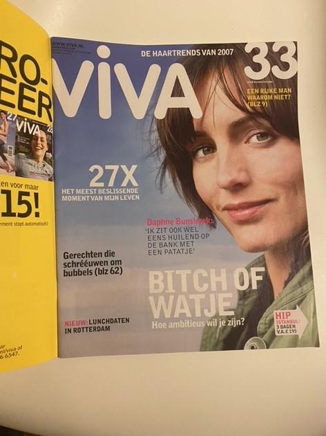 Viva 33 Cover