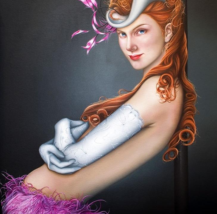 Lindsey (Burlesque 4)