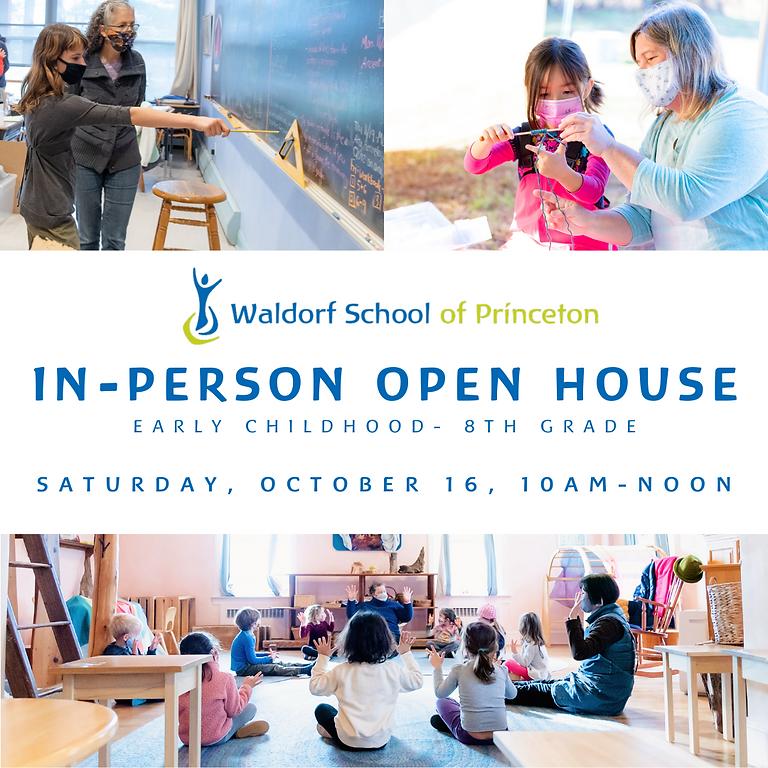 Waldorf School of Princeton Open House