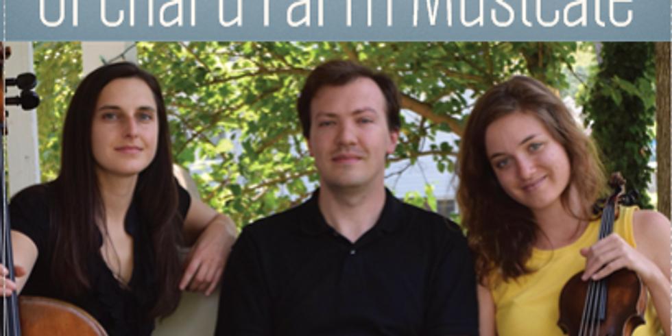 Thales Trio Musicale: Family Show & Evening Show
