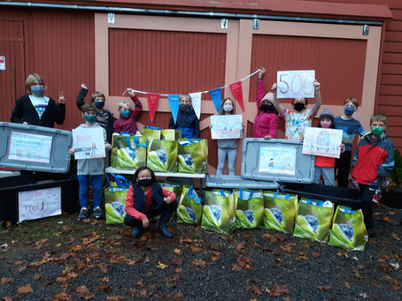 WSP October Food Drive