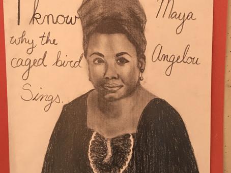 Portraits Honoring Black History Month