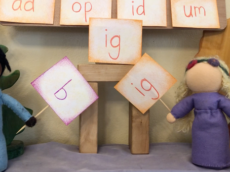 Video: 1st Grade Land of Letters and Sounds