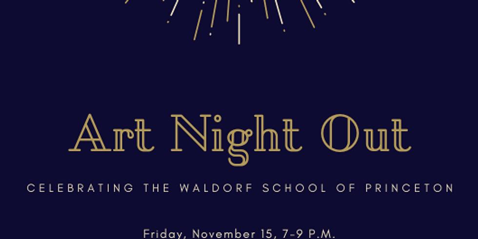 Art Night Out: Celebrating the Waldorf School of Princeton