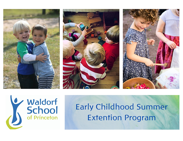 Early Childhoood Summer Extention Progra