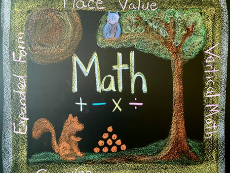 Experiencing Math in the 2nd Grade