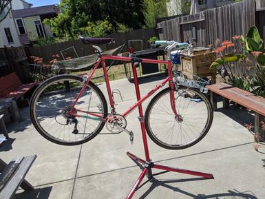 back yard bike shops