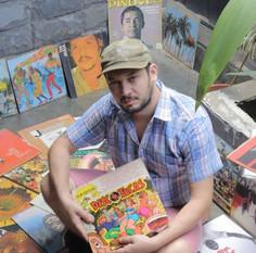 Jungle Club's DJ BILL from Belo Horizonte Brazil