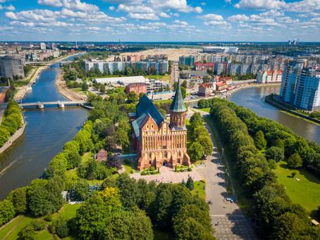 Signed SPA with OJSC Kaliningradneft