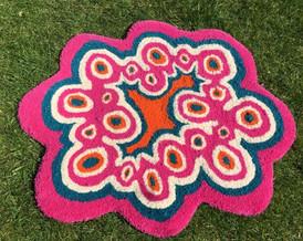 Ovarian Cyst Rug (Abstract)