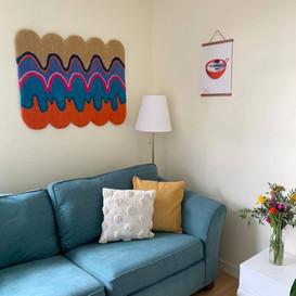 Custom Wall Hanging