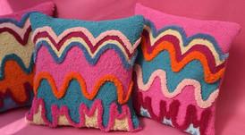 Tufted Cushions