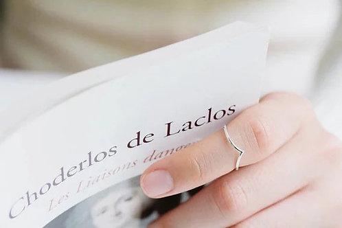 V Shape Knuckle Ring