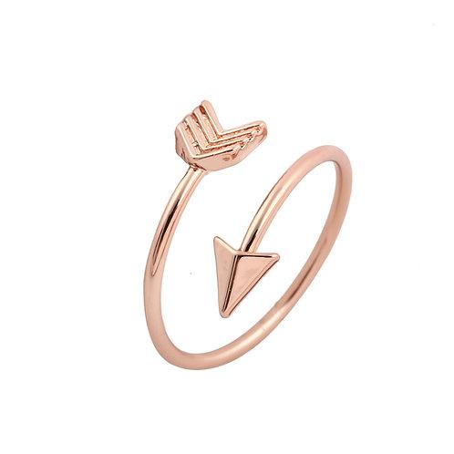Adjustable Arrow Ring
