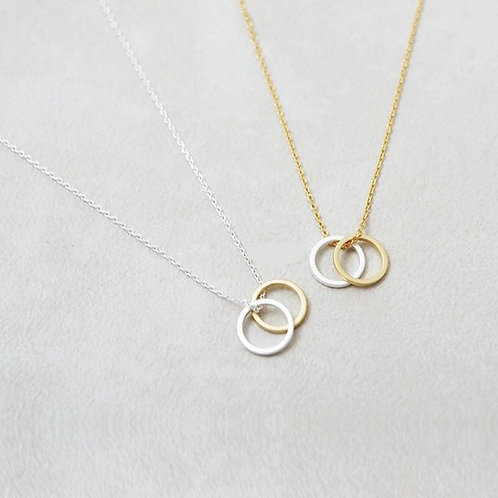 Mixing Together Necklace