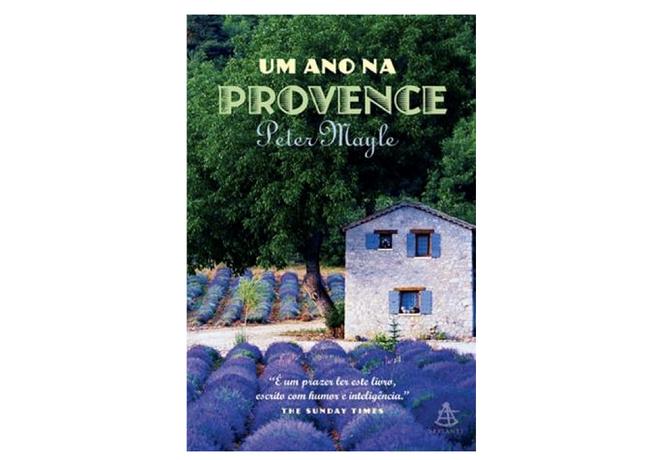 Leitura para quem já sonha em viajar pela Provence.  Leitura para quem vai sonhar.