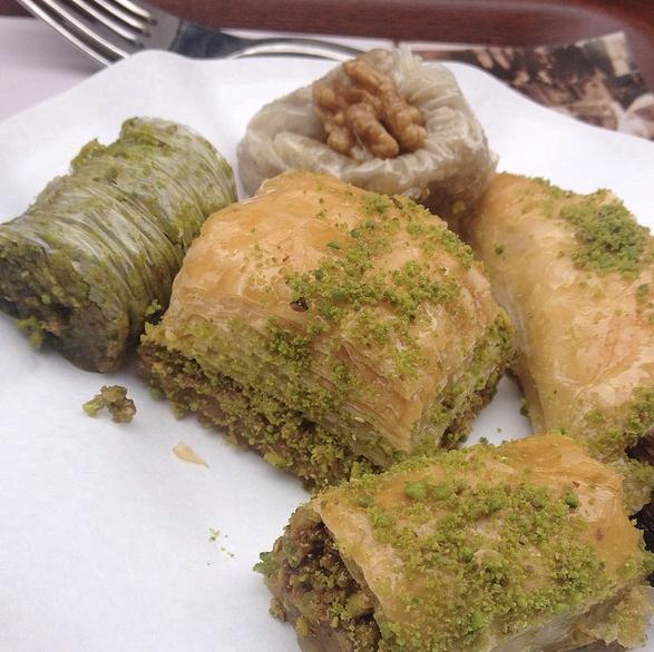 As melhores BAKLAVAS de ISTAMBUL. Ou do mundo!!