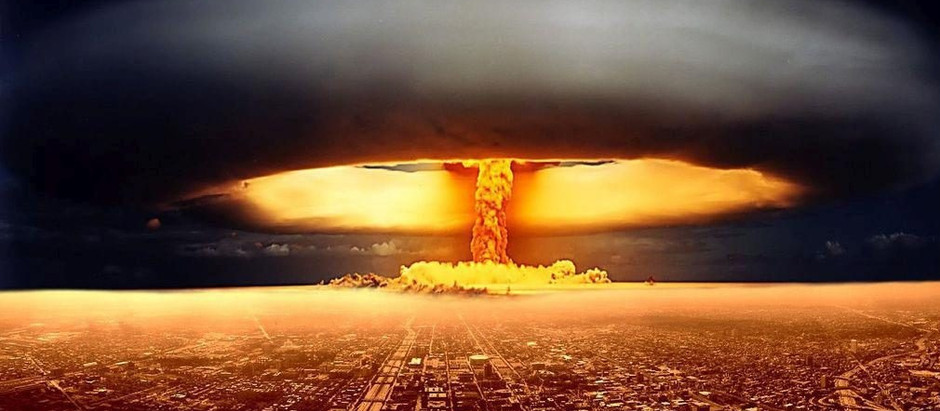 Atomic Bombing the enemies Kingdom.