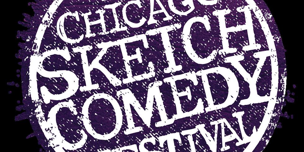 Israeli Wonder at the Chicago Sketch Comedy Festival