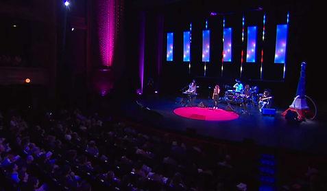 TEDx Paris - L'Impératrice - Théatre du Châtelet