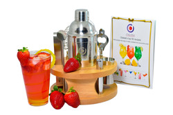 Osleek Cocktail Shaker