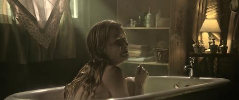 "Irina Bravo in ""The Night Watchmen"" by Miguel Àngel de Jimènez"