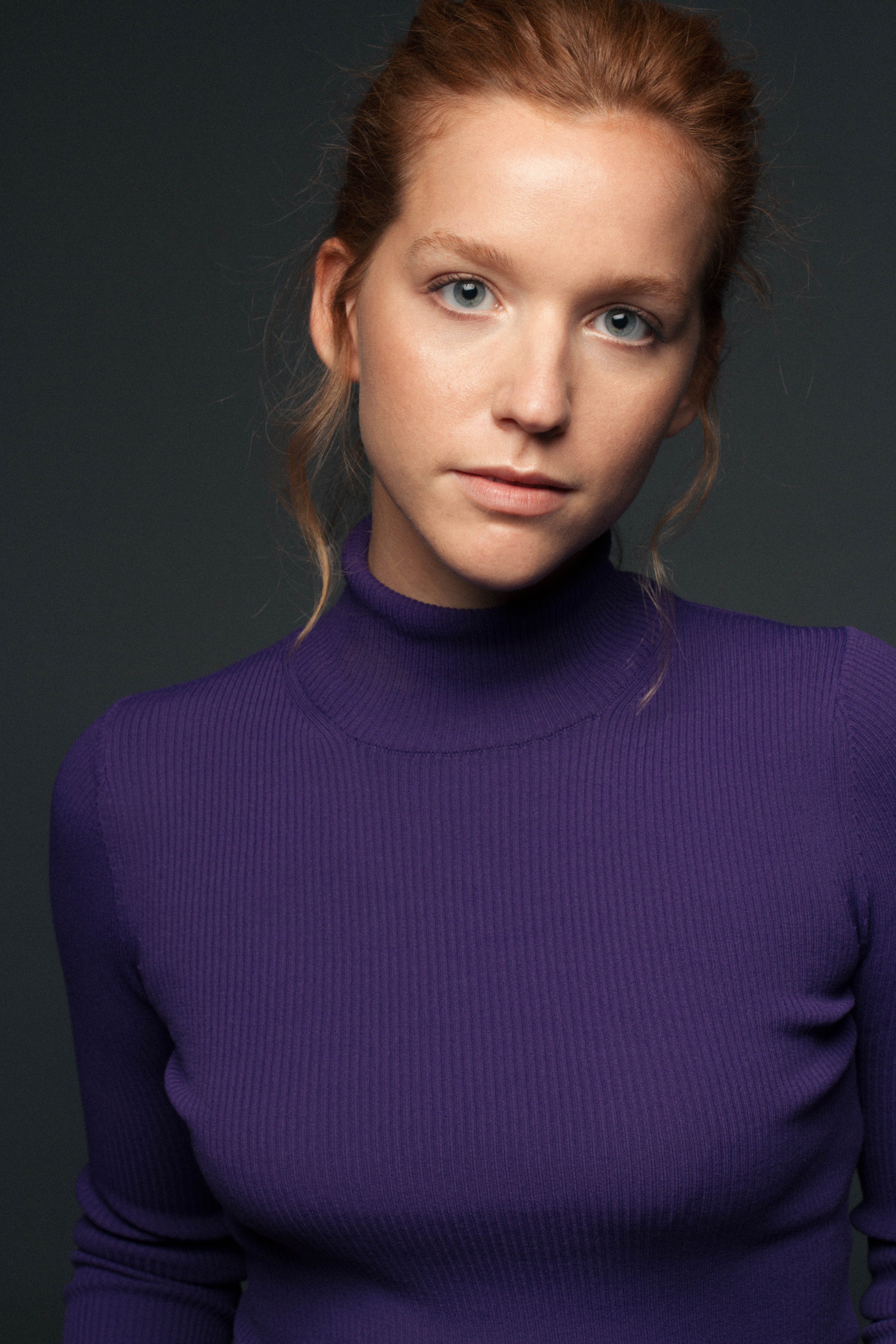 Irina Bravo by Marina Castells