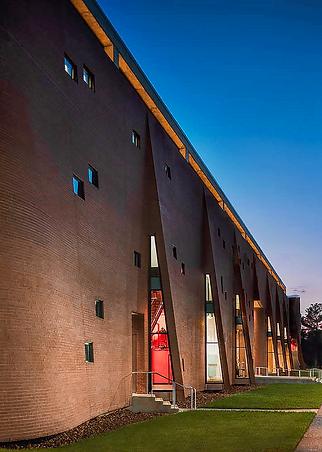 Texas A&M Architecture rotondi