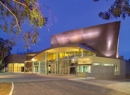 UCSD La Jolla Playhouse Architecture Rotondi